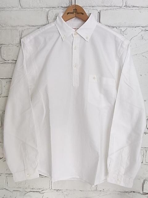 画像1: SUNSHINE+CLOUD オックスフォードスリップオンシャツ (1)