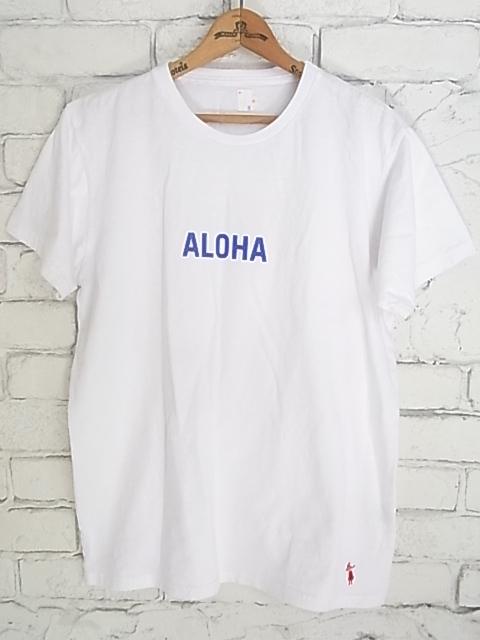 画像1: grown in the sun  Tシャツ ALOHA (1)