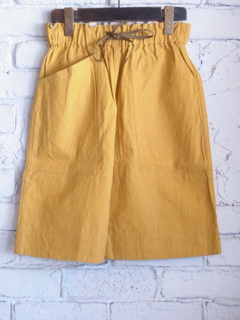 画像1: Nigel Cabourn REVERSIBLE LINEN SHORTS (1)