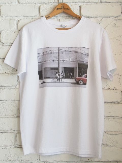 """画像1: ontario フォトTシャツ """"CUBA1"""" (1)"""