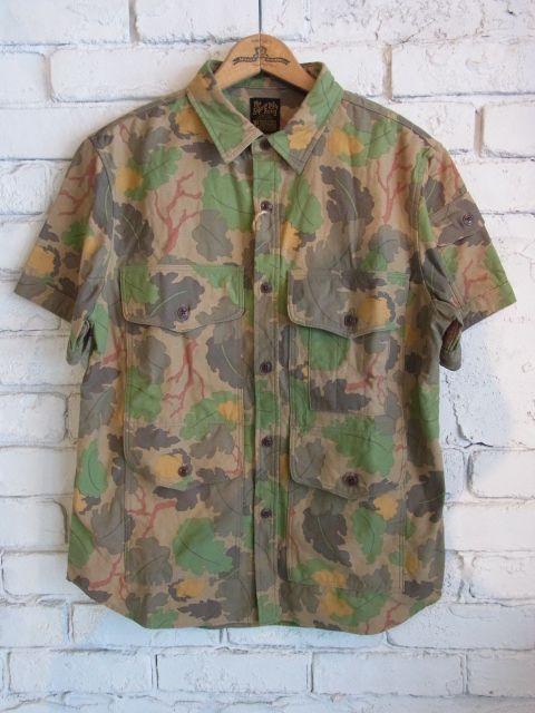 画像1: THE SUPERIOR LABOR bush shirt (1)