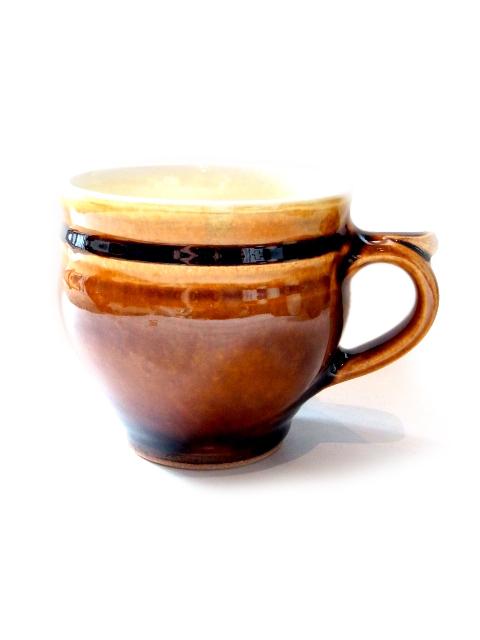 画像1: 出西窯 モーニングコーヒーカップ (1)