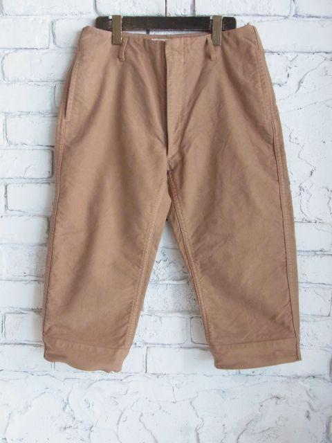 画像1: NAISSANCE MOLESKIN PANTS (1)