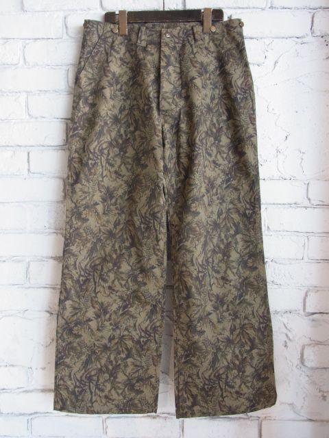 画像1: m's braque CASUAL BAGGY PANTS (1)