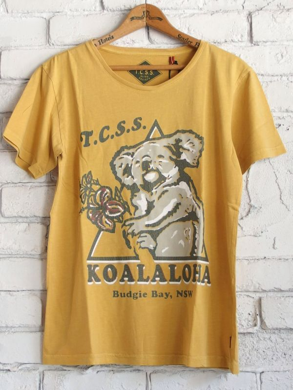 画像1: TCSS KOALALOHA TEE (1)