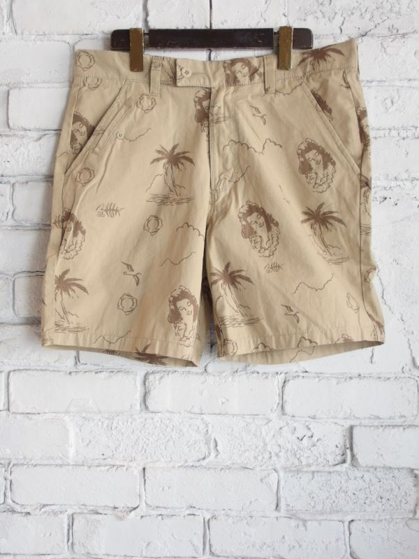 画像1: BANKS HULA WALKSHORT (1)