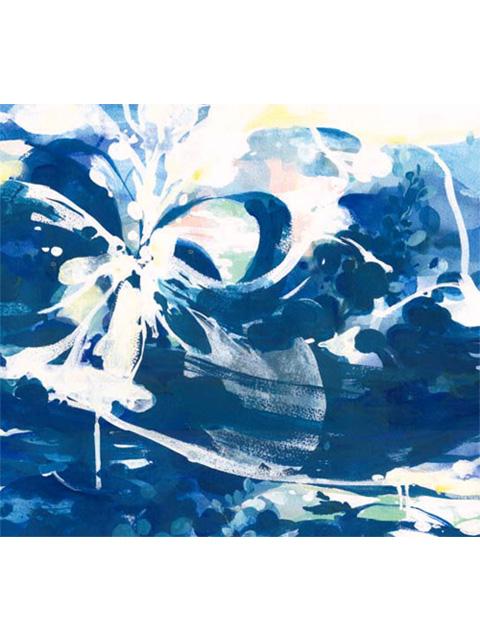 """画像1: 【CD】寺田俊彦(雨と休日) """"部屋、音楽が溶けて"""" (1)"""
