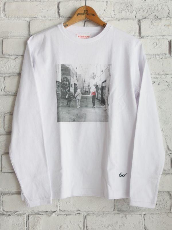 画像1: ontario フォトロングTシャツ (1)