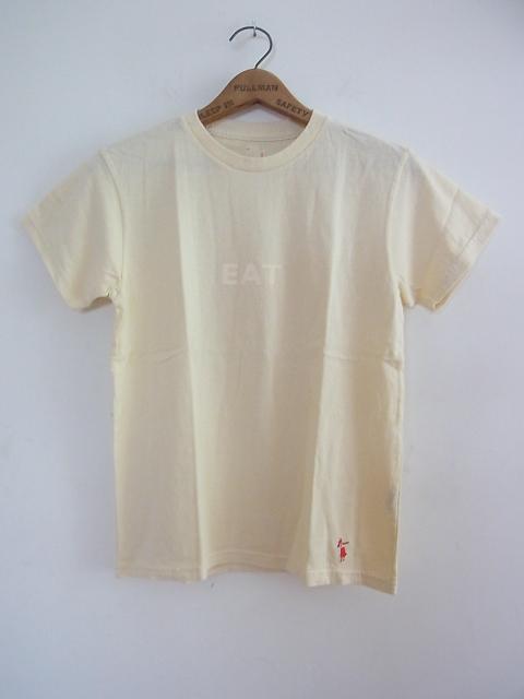 画像1: ●grown in the sun  Tシャツ EAT (1)