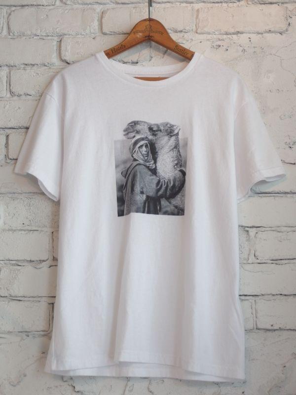 画像1: COLORS フォトTシャツ (1)