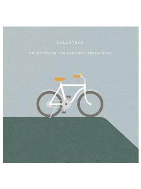 """画像1: 【CD】Lullatone """"Soundtracks for Everyday Adventures"""" (1)"""