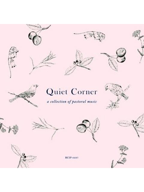 """画像1: 【CD】V.A """"Quiet Corner – a collection of pastoral music"""" (1)"""