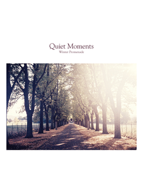 "画像1: 【CD】V.A ""Quiet Moments – Winter Promenade"" (1)"