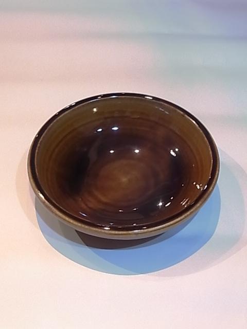 画像1: 出西窯 深皿6寸 (1)