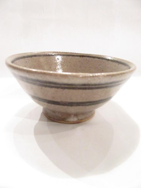 画像1: 山根窯 鐵絵小鉢 (1)