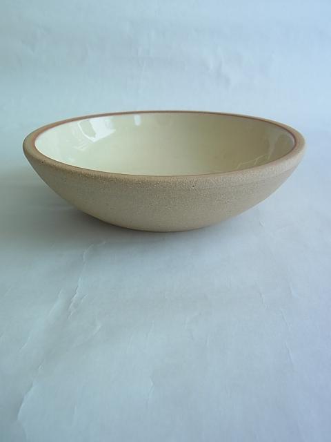 画像1: 出西窯 深皿(6寸) (1)