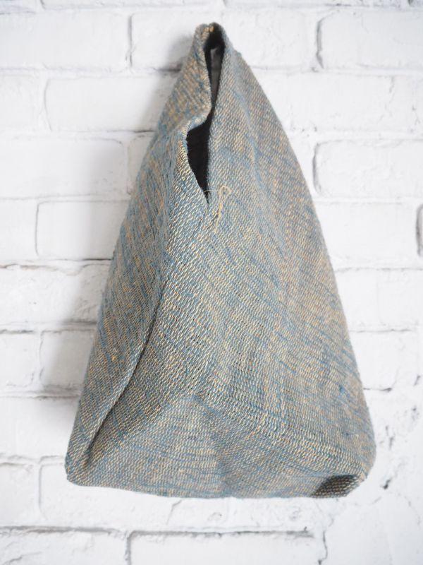 画像1: F/style シナのさき織りねじり袋 (1)