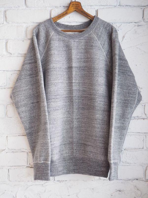 画像1: orSlow スウェットシャツ (1)