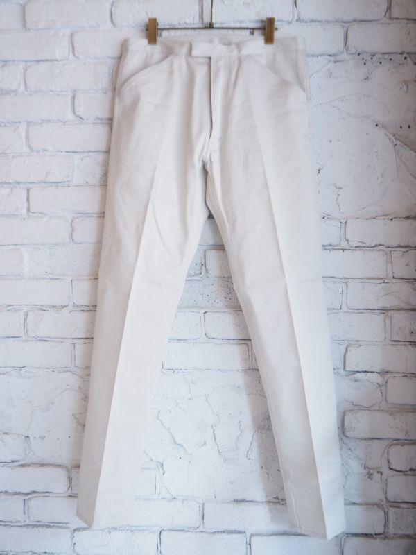 画像1: ANATOMICA McQueen Pants TWILL (マックイーンパンツ ツイル) (1)