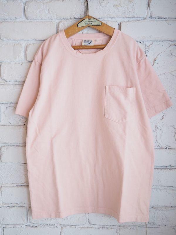 画像1: orSlow ポケットTシャツ (1)
