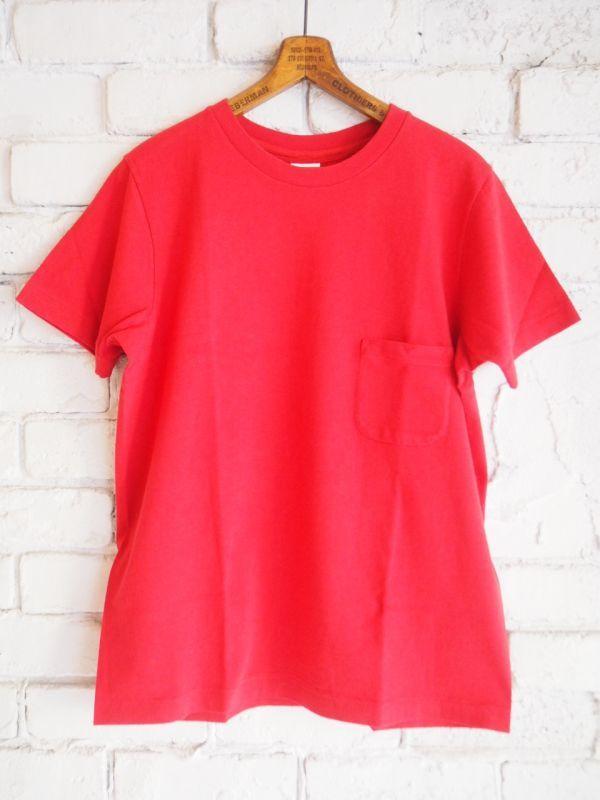 画像1: YAECA 【WOMEN'S】 (88004) 丸胴クルーネックTシャツ (1)