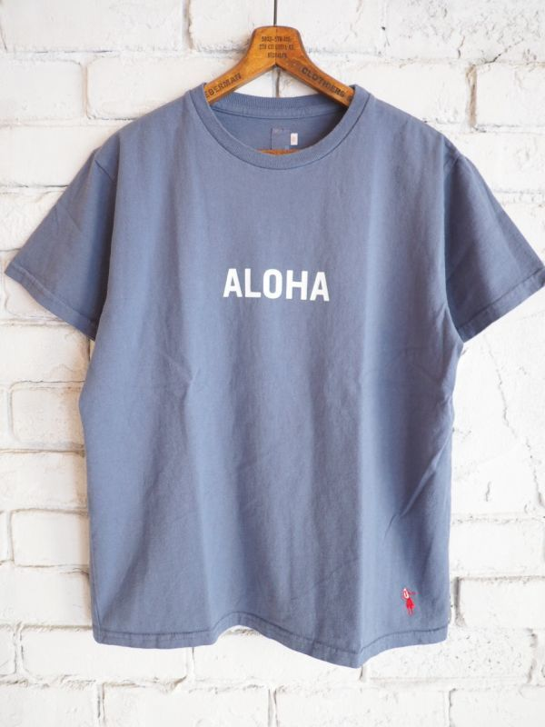 画像1: grown in the sun  Tシャツ ALOHA (1)
