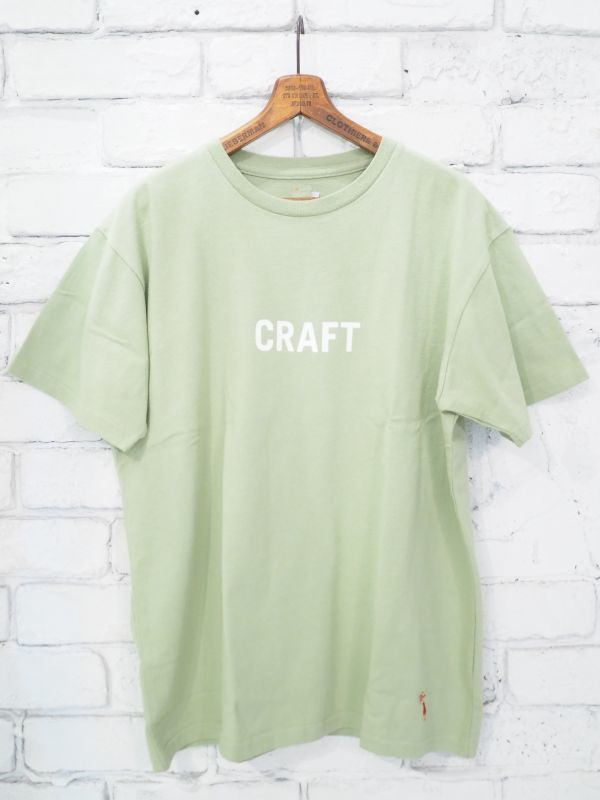 画像1: ●grown in the sun  Tシャツ CRAFT (1)