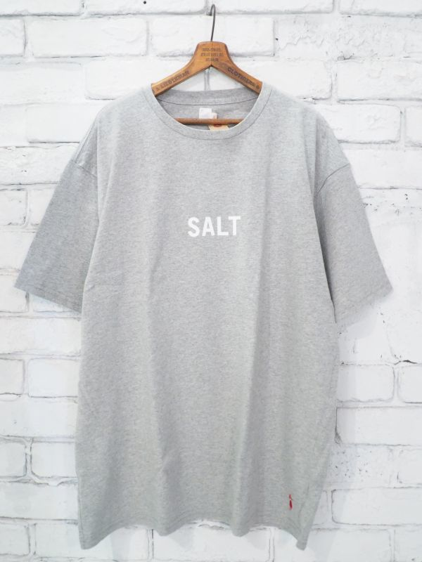 画像1: ●grown in the sun  Tシャツ SALT (1)