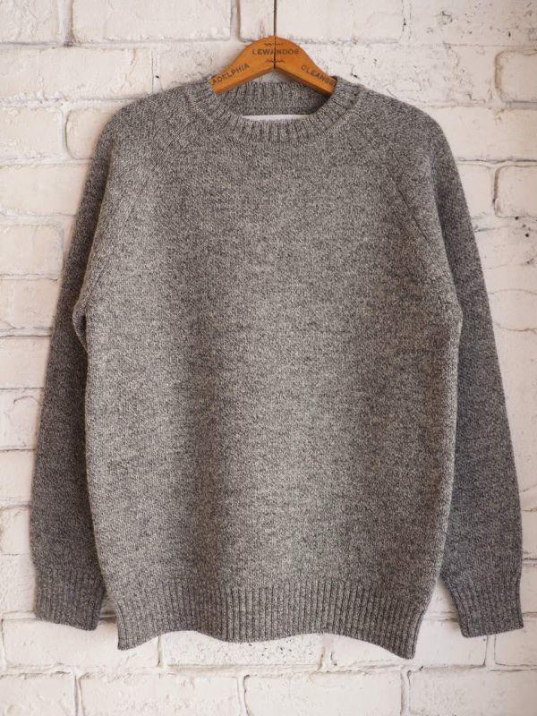 画像1: EEL Products ノルディックセーター (1)