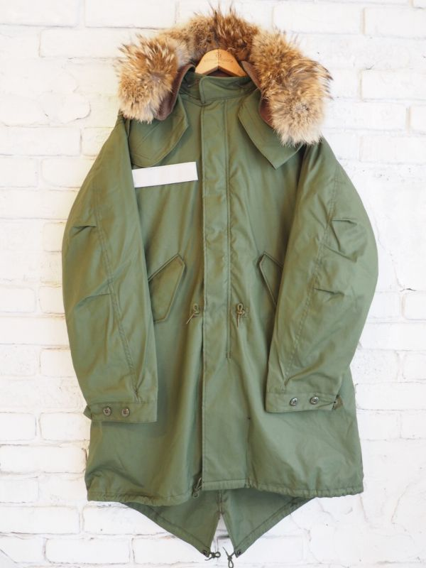 画像1: Rocky Mountain Featherbed GT FISHTAIL PARKA COMPLETE (1)