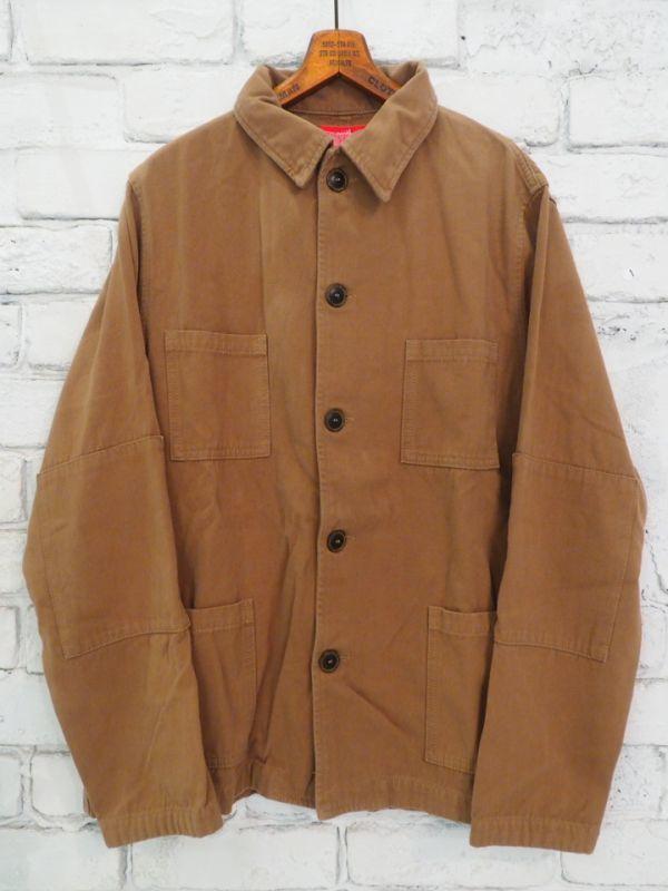画像1: ●grown in the sun short shirt jacket (1)