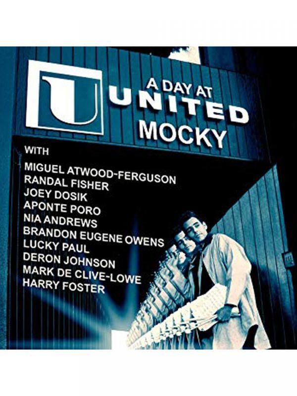 "画像1: 【CD】 mocky ""A Day At United"" (1)"