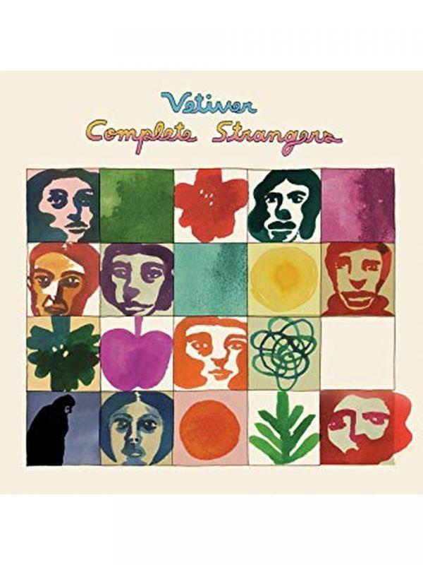 """画像1: 【CD】 vetiver """"Complete Strangers"""" (1)"""