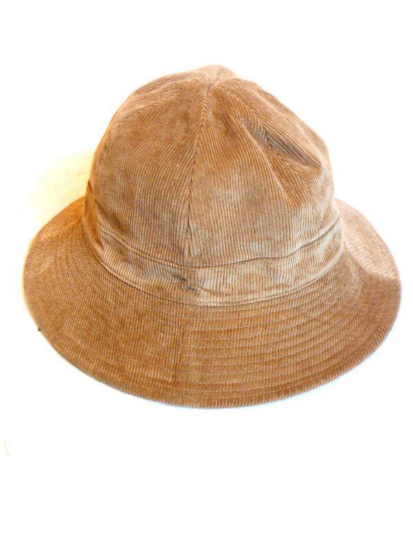 画像1: YAECA WRITE HAT(48952) (1)