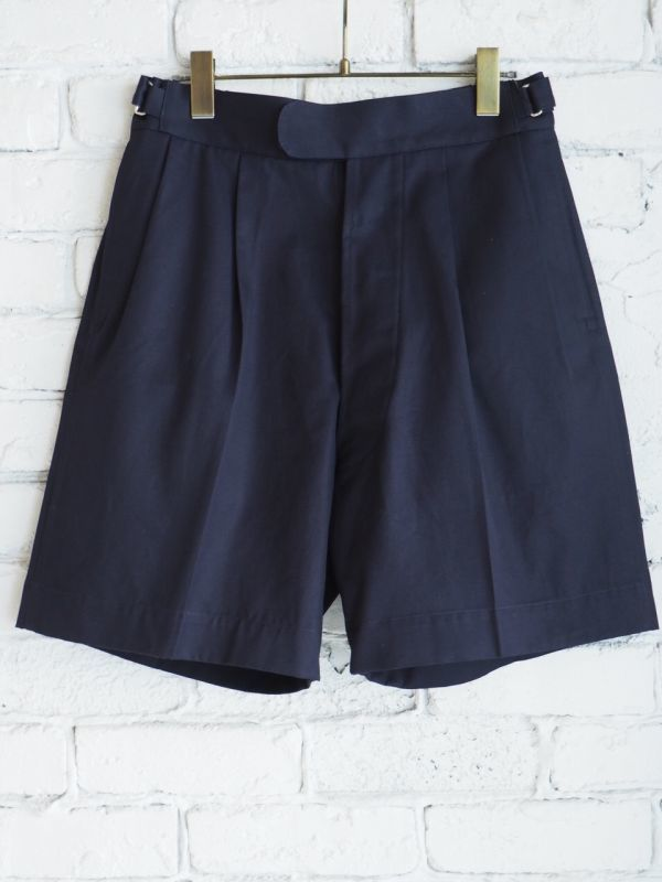画像1: ANATOMICA ROYAL MARINE SHORTS (1)