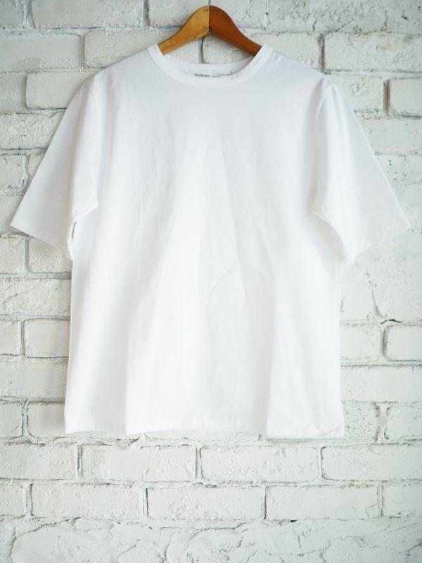 画像1: Veritecoeur 【WOMEN'S】 VC-337 シルケット加工Tシャツ (1)