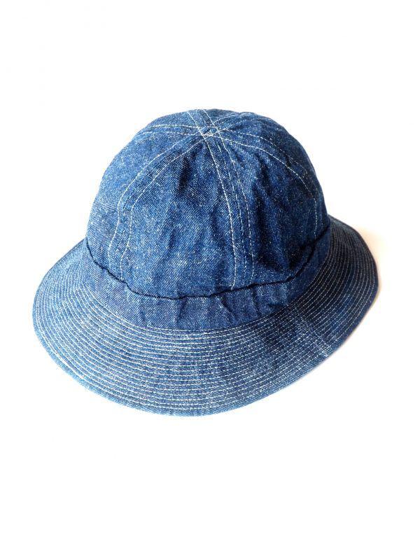画像1: YAECA LIKE WEAR  US NAVY HAT(20902) (1)