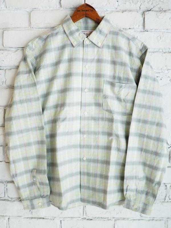 画像1: ●SUNSHINE+CLOUD ニューウエストシャツ (1)