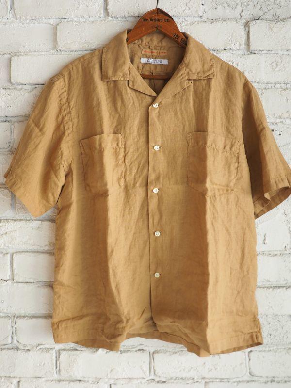 画像1: SUNSHINE+CLOUD キーウエスト ショートスリーブシャツ (1)