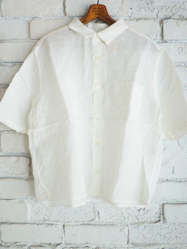 画像1: ●SEA SALT ボーイシャツ (1)