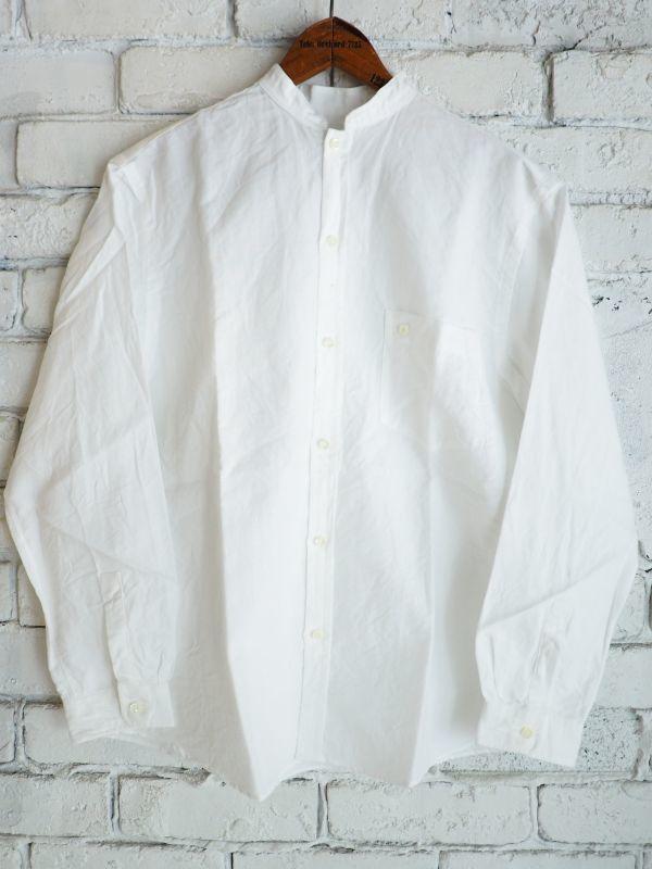 画像1: ●SUNSHINE+CLOUD オープンスタンダシャツ (1)