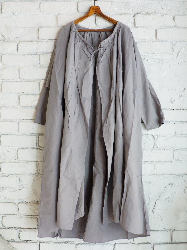 画像1: ●SEA SALT ドルマンスリーブコートドレス (1)