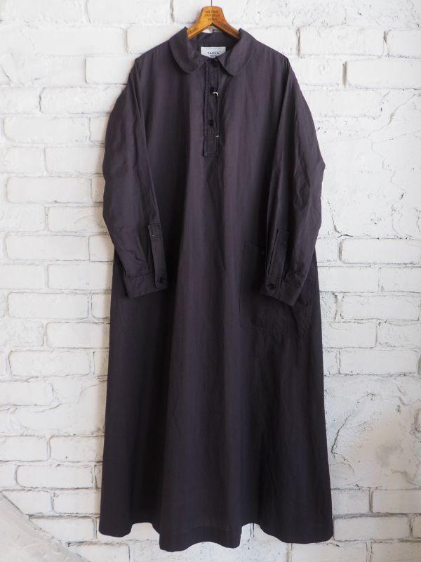画像1: YAECA WRITE 【WOMEN'S】 (99755) プルオーバーシャツドレス (1)