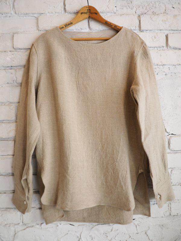 画像1: sus-sous スリーピングシャツ (1)