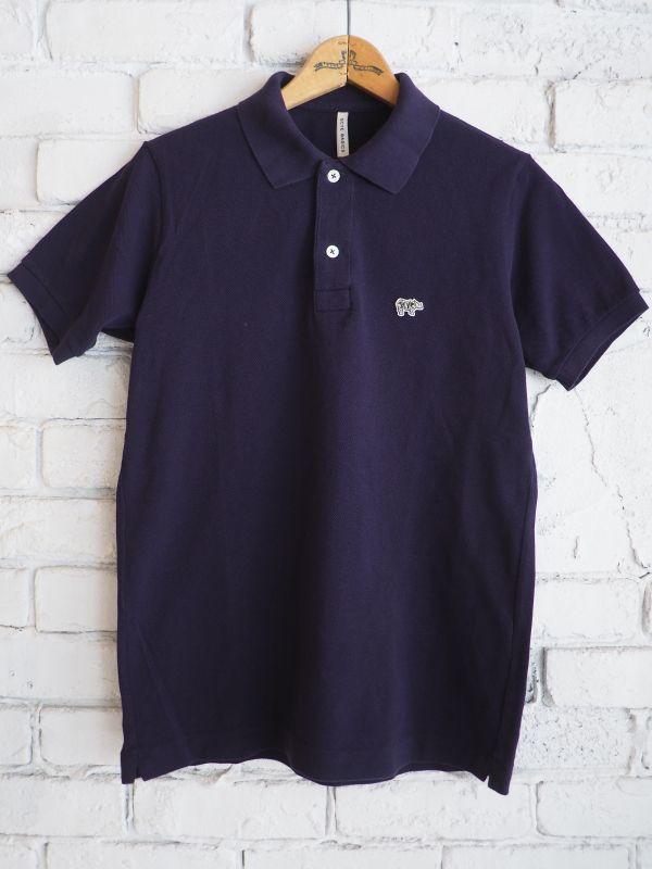 画像1: Scye(レディース)コットンピケ ポロシャツ (1)
