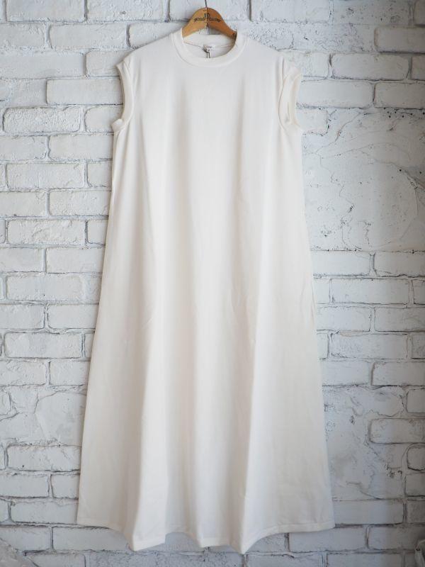 画像1: Scye (レディース)オーガニックコットン ジャージーフレンチスリーブドレス (1)