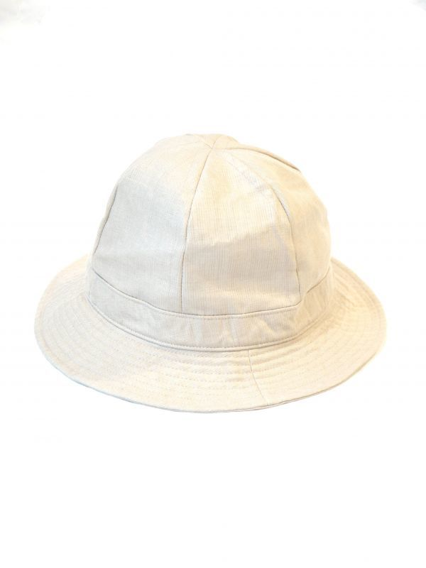 画像1: YAECA WRITE HAT(40907) (1)