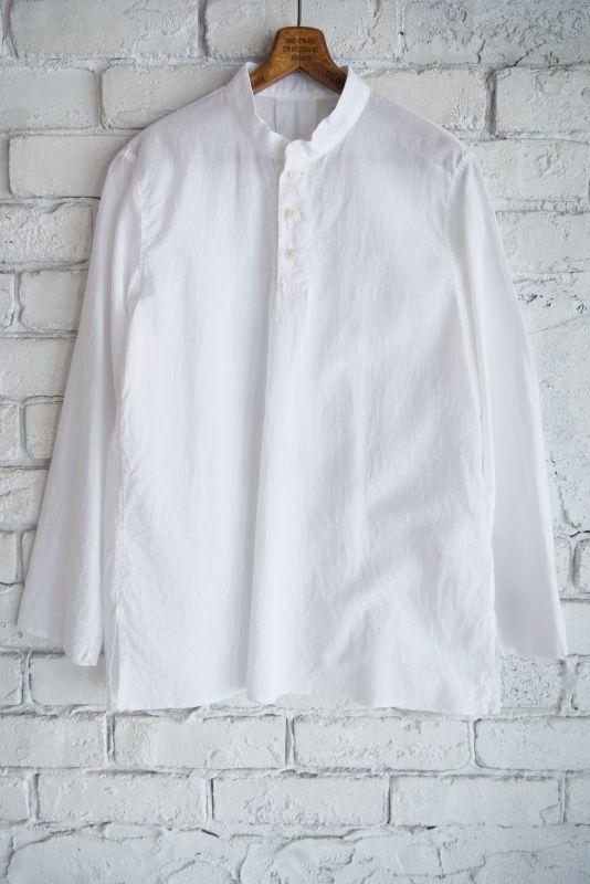 画像1: YAECA 【WOMEN'S】 (60131)カディコットン クルタシャツ (1)