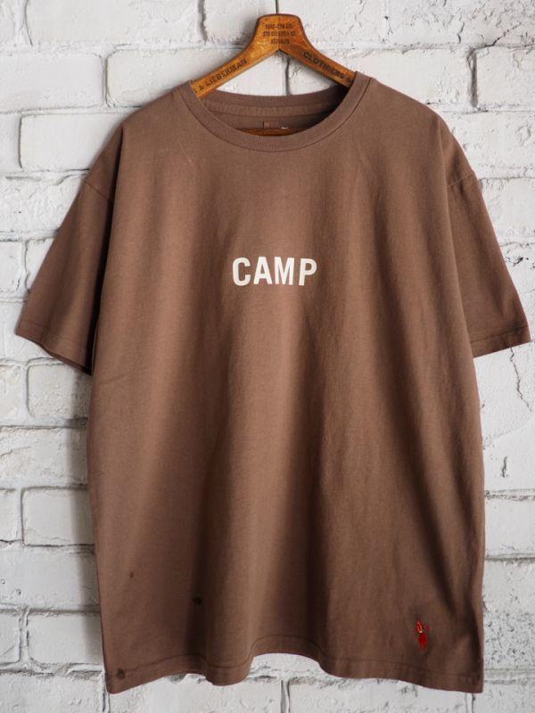 画像1: grown in the sun S/S Tシャツ Belluria Exclusive Model CAMP-FIRE (1)