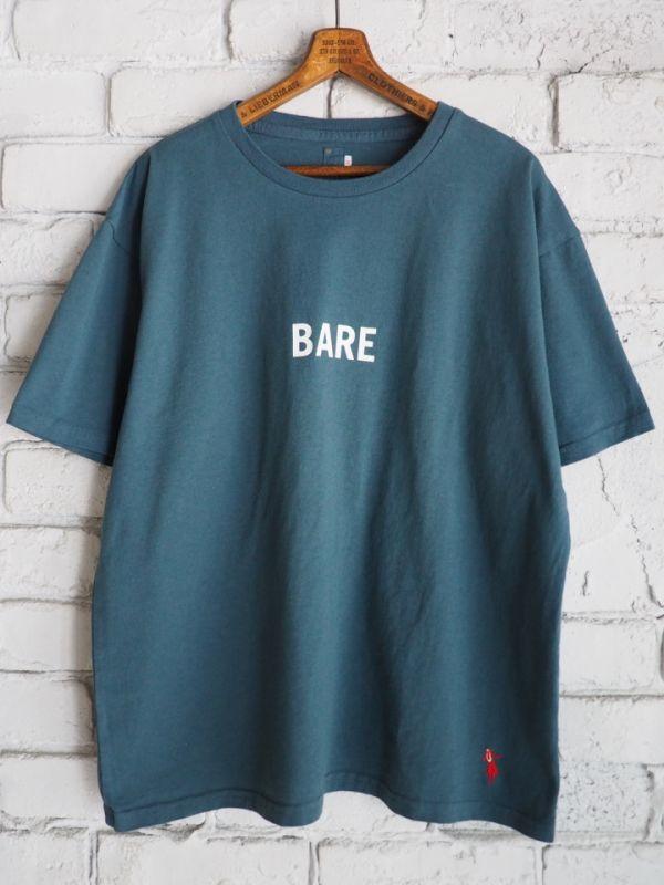画像1: grown in the sun S/S Tシャツ BARE-FOOT (1)